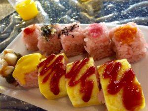 寿司 フィリピン