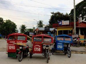 トライシクル フィリピン